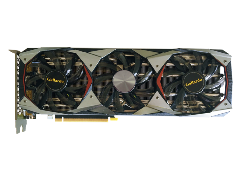 MANLI GeForce GTX 1080Ti Gallardo (F371G+N470)